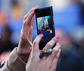 Nokia готовит полностью сенсорный телефон
