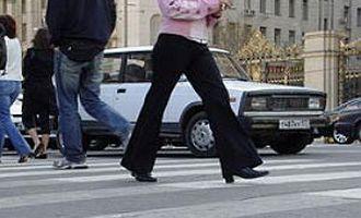 В Смоленске «семерка» сбила пешехода