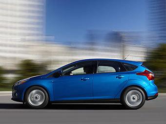 Ford отзовет 140 тысяч автомобилей Focus