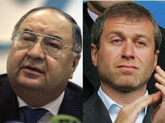 Усманов и Абрамович вошли в тройку богатейших британцев