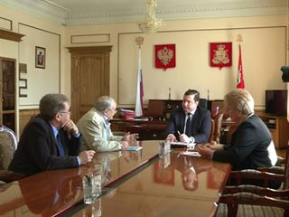 В Смоленске началась активная подготовка к фестивалю «Золотой Феникс»