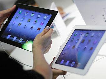 Российские таможенники подтвердили нулевую пошлину на ввоз iPad