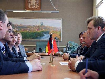 Смоленску окажут содействие в решении «мусорной» проблемы немцы