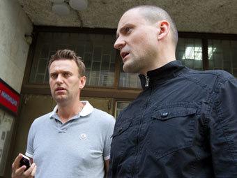 Россия объяснила Европе арест Навального и Удальцова