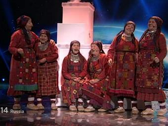 «Бурановские бабушки» вышли в финал «Евровидения»