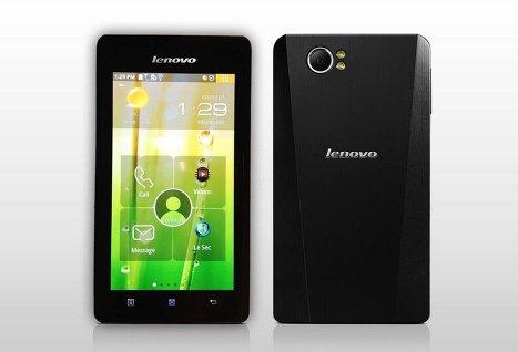 Российские продажи смартфонов Lenovo начнутся в октябре