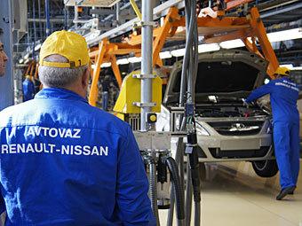 Renault-Nissan договорился о покупке крупнейшего пакета акций «АвтоВАЗа»