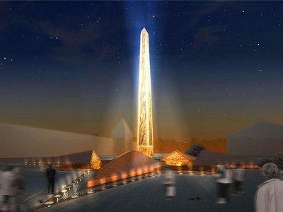 Чиновники вернулись к идее возведения обелиска Победы в центре города