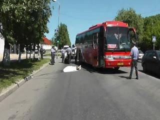 Смолянка погибла под колесами рейсового автобуса