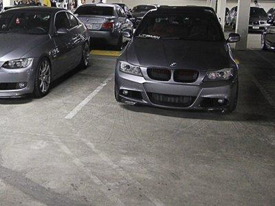 Розыск спрятанного BMW помог приставам выбить транспортный налог с его хозяина