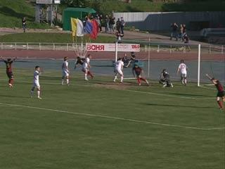 Смоленский «Днепр» одержал уверенную победу над столичным «Локомотивом-2»