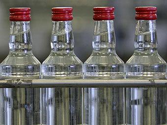 Минимальную цену водки в России поднимут на 30 процентов