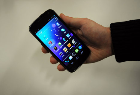 Компания Samsung стала лидером рынка телефонов в I квартале 2012 г