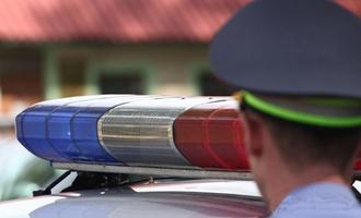 Сотрудника полиции лишили права управления автомобилем