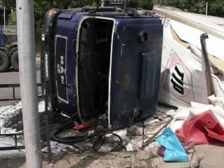 ДТП в Смоленске на Витебском шоссе стало причиной огромной пробки