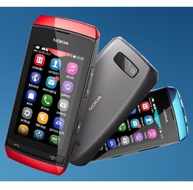 Nokia представила недорогие телефоны с сенсорными экранами