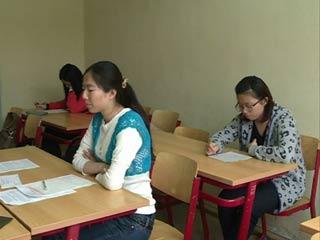 Студенты из Китая изучают русский язык в Смоленске