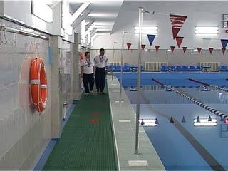 В смоленском бассейне «Дельфин» завершили ремонт