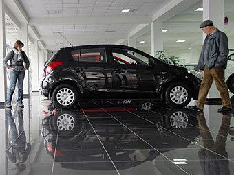 В 2014 году Россия обгонит Германию по количеству проданных машин