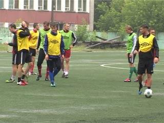 Смоленский ФК «Днепр» начал подготовку к старту нового сезона