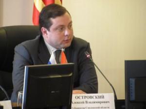 Островский укрепил свои позиции среди глав субъектов