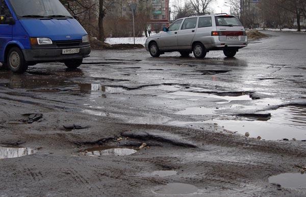 Ремонт смоленским дорогам не грозит