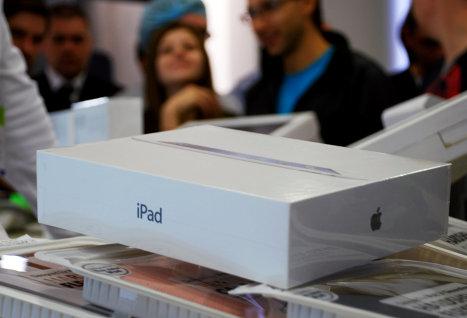 Apple разрабатывает бюджетную версию iPad с экраном меньшего размера