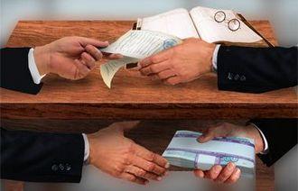 Правоохранительные органы отчитались о борьбе с коррупцией