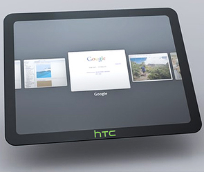 HTC выпустит свой планшетофон к осени