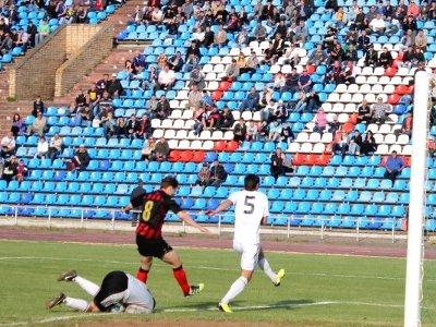 «Днепр» победил в домашнем матче