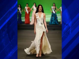 Смолянка Елизавета Голованова вступила в борьбу за звание «Мисс мира-2012»