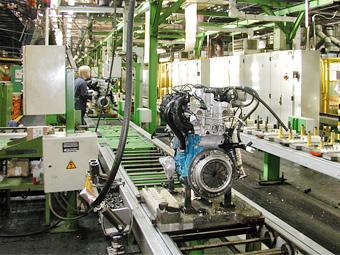 «АвтоВАЗ» разработал новый двигатель