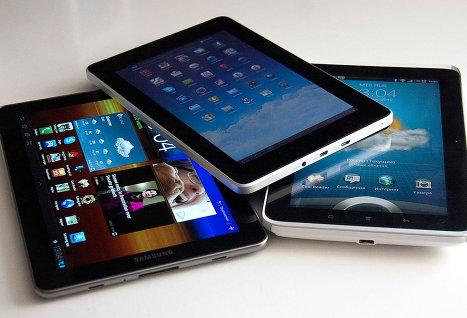Мировой рынок планшетов вырос во II кв на 66%, до 25 млн штук — IDC