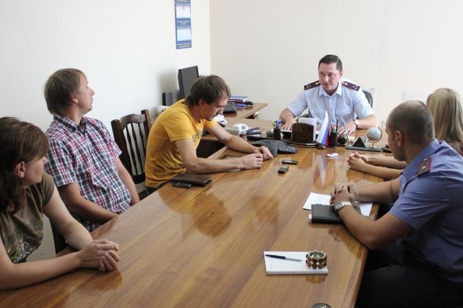 Смоленская полиция будет сотрудничать с волонтерами в поисках потерявшихся людей