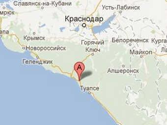 В Краснодарском крае затопило поселок