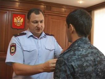 В Кабардино-Балкарии полицейский отбился от двух боевиков