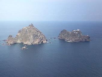 Корейцы нашли доказательства прав на спорные острова в старых японских учебниках