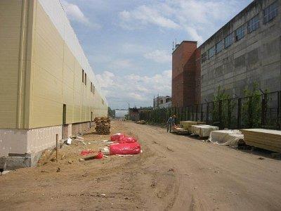 Первый в Смоленске торгово-развлекательный центр откроется к началу зимы