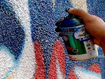 Подросток вымогал у сверстника деньги за нанесение граффити поверх его надписи