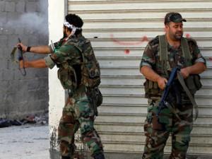 Сирийские повстанцы уничтожили 10 армейских вертолетов