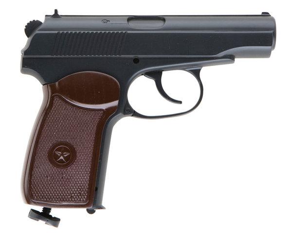 Смолянин, угрожавший сотрудникам ГИБДД пневматическим пистолетом, предстанет перед судом