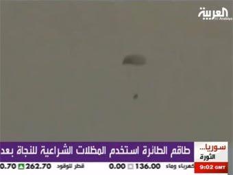 Сирийские повстанцы сообщили об аресте пилота сбитого МиГа