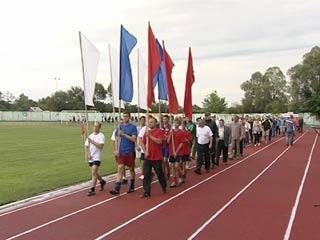 День физкультурника Гагаринский район отметил спартакиадой
