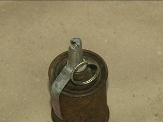 Возле жилого дома в Смоленске обнаружили гранаты