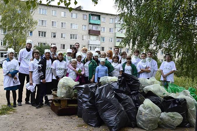 В Смоленской области блогеры объявили простест мусору