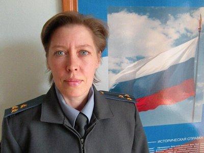 В городском МВД появилась первая женщина-полковник