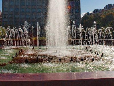Смолянам предложили самим выбрать мелодии для фонтана на Дзержинке