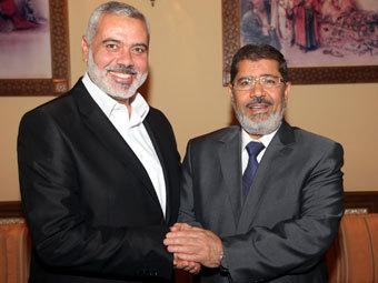 Египет установил официальные связи с движением ХАМАС