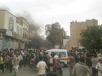 Министр обороны Йемена пережил покушение