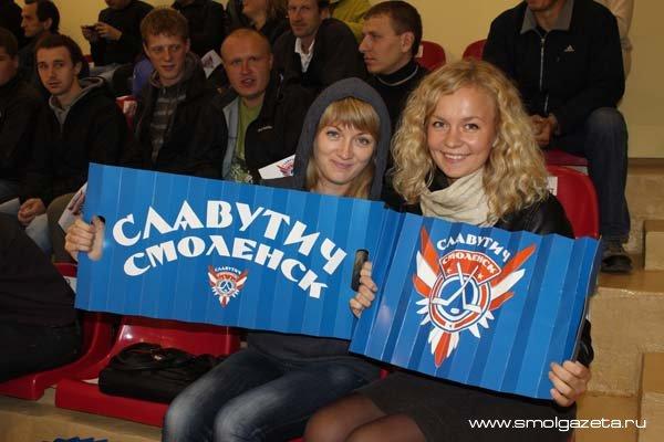 Смоленск соберет хоккейных ветеранов